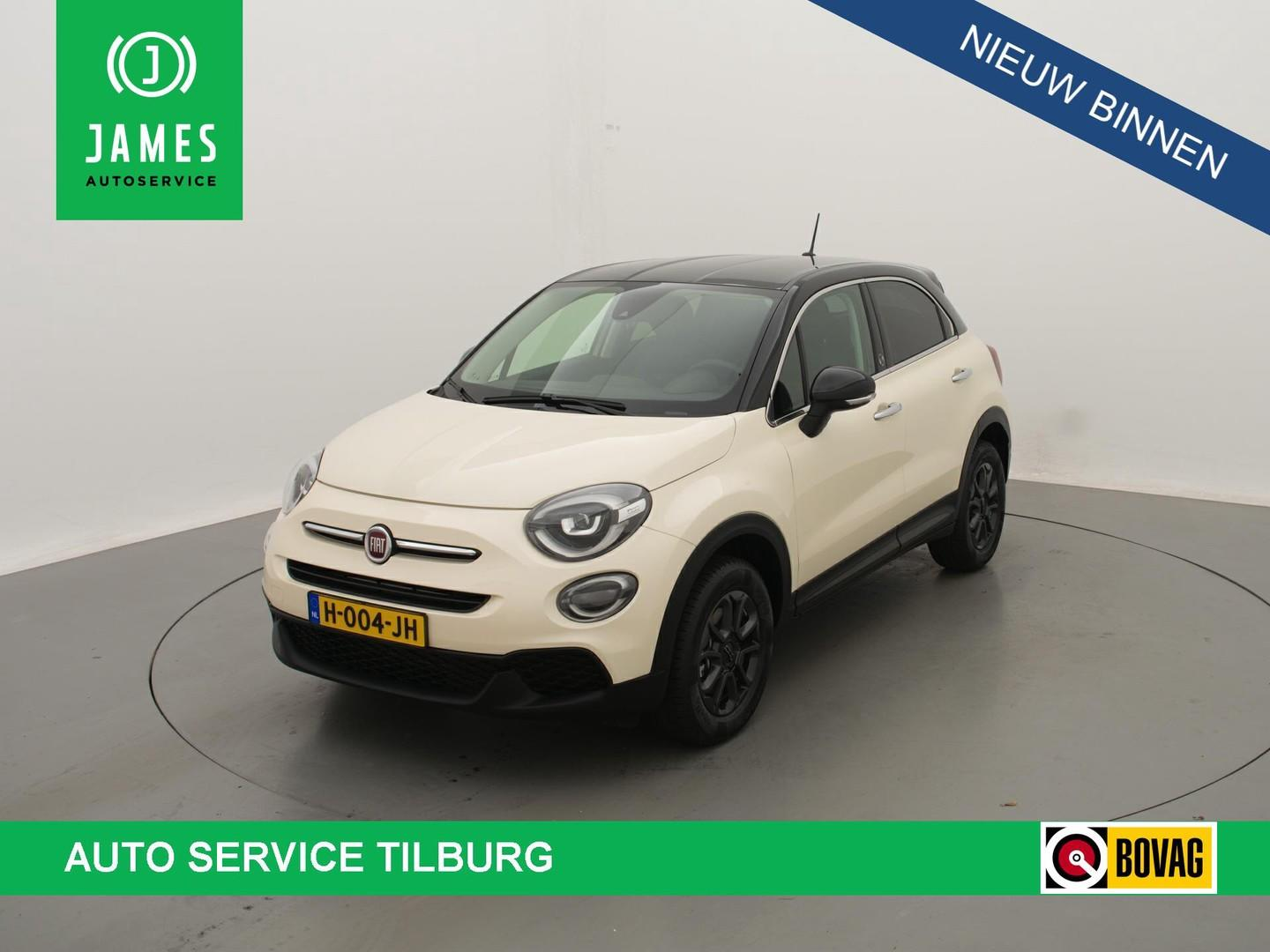 "Fiat 500x Cross 1.3 150pk gse autom. parelmoer full-led privacy-glass 17""lmv"