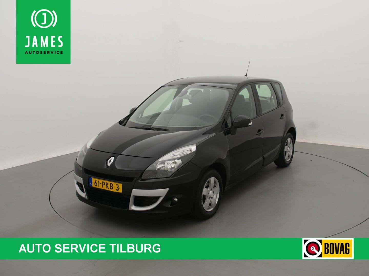 Renault Scénic 1.6 expression navi clima cruise trekhaak