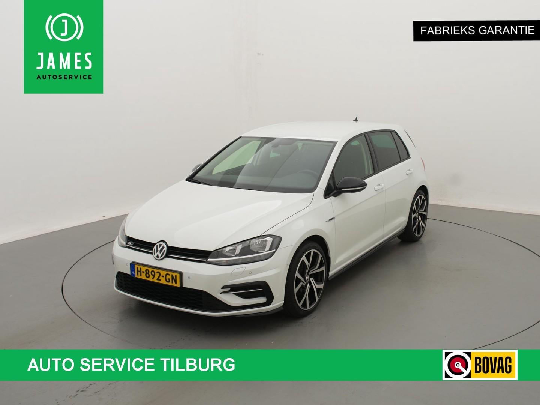 "Volkswagen Golf 1.5 tsi *1350pk* act dsg 5-drs r-line clima navi 18""lmv privacy-glass"