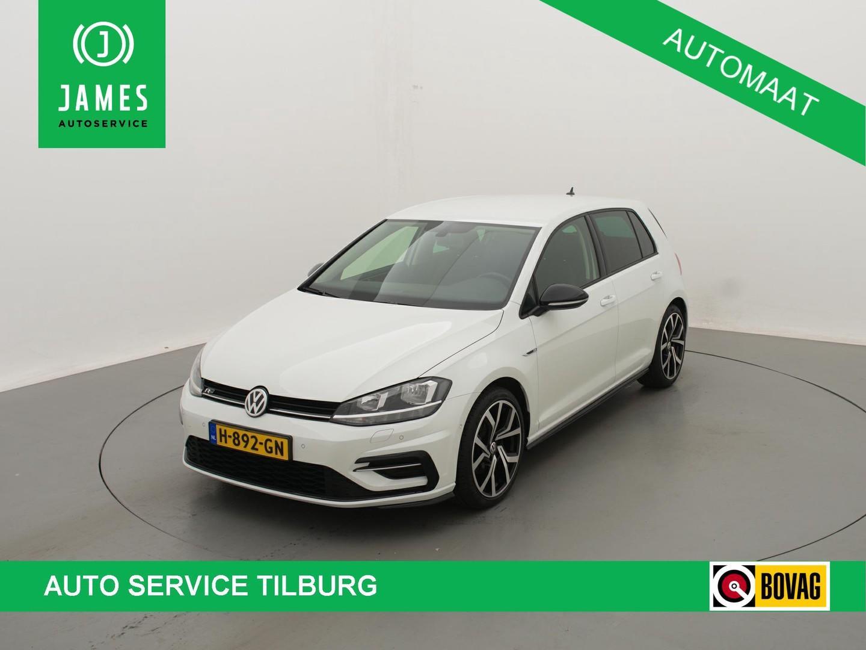 "Volkswagen Golf 1.5 tsi *130pk* act dsg 5-drs r-line clima navi 18""lmv privacy-glass"