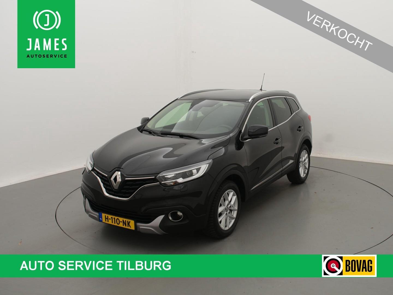 Renault Kadjar 1.2 tce intens panoramadak navi clima 1/2-leder