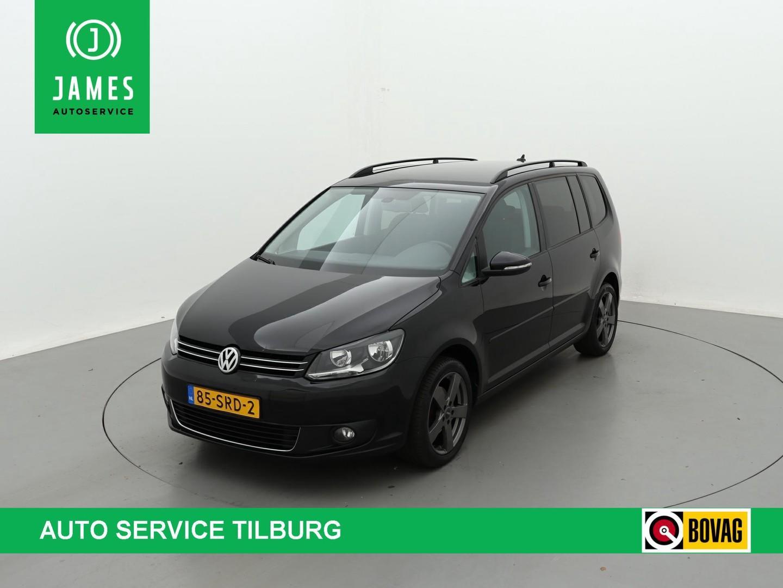 "Volkswagen Touran 1.2 tsi comfortline 17""lmv navi privacy glass"