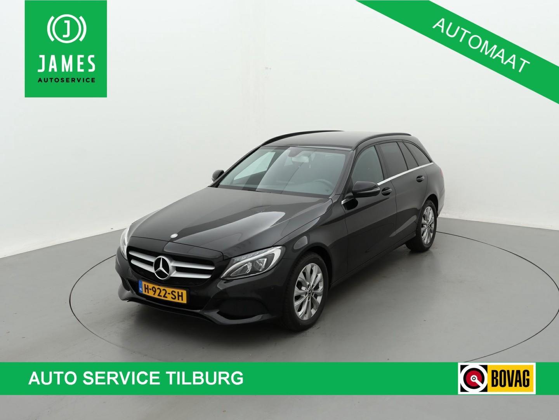 Mercedes-benz C-klasse Estate 180 9g-tronic camera navi led