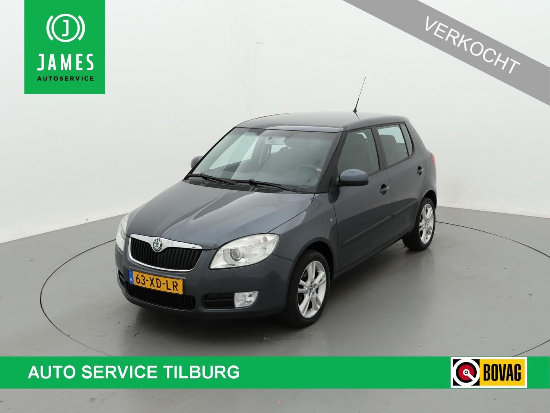 "Škoda Fabia 1.4-16v sport clima 16""lmv pdc"