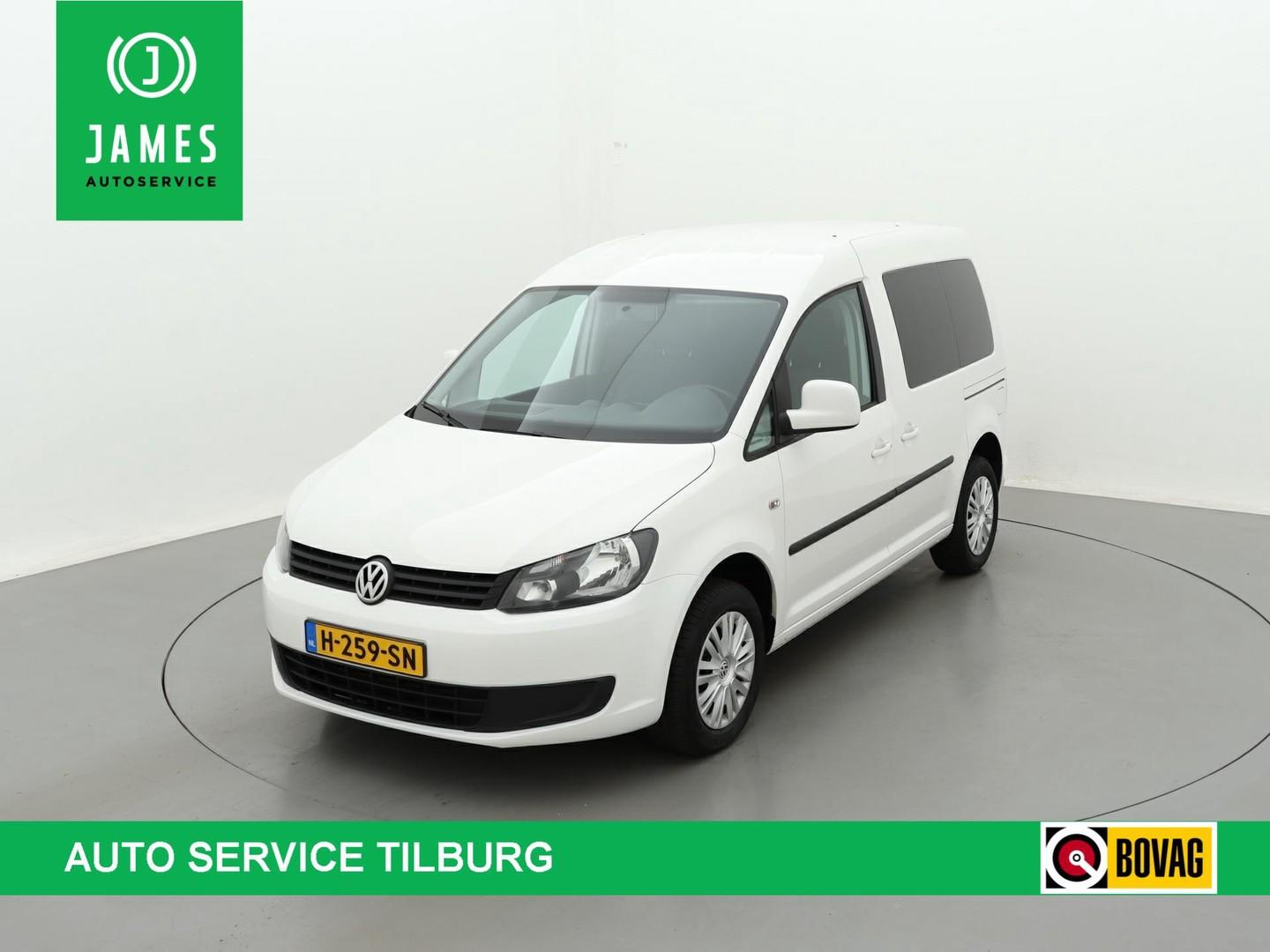 Volkswagen Caddy 1.2 tsi airco 2x schuifdeur privacy glass