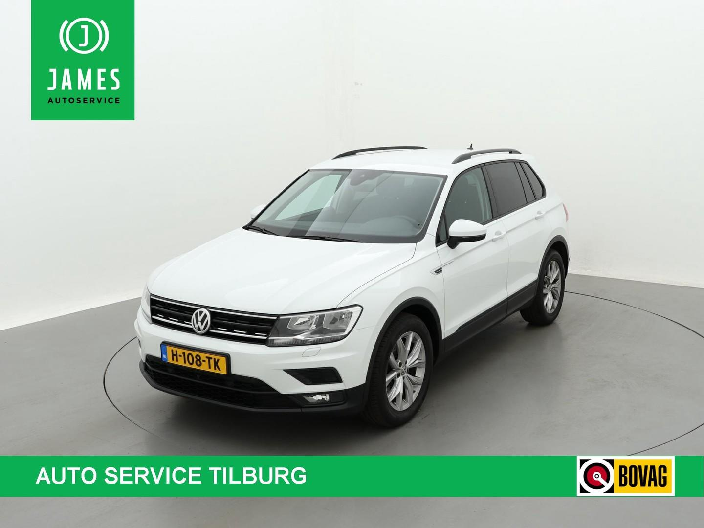 "Volkswagen Tiguan 1.4 tsi connected series navi-app 2 x camera 18""lmv lane-assist"