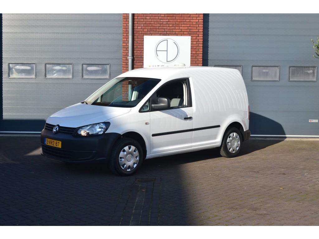 Volkswagen Caddy 1.6 tdi airco, parkeersensoren, schuifdeur r, ramen in achterdeuren
