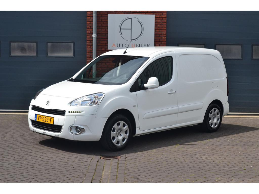 Peugeot Partner 120 1.6 e-hdi l1 navteq 3persoons, airco, cruise