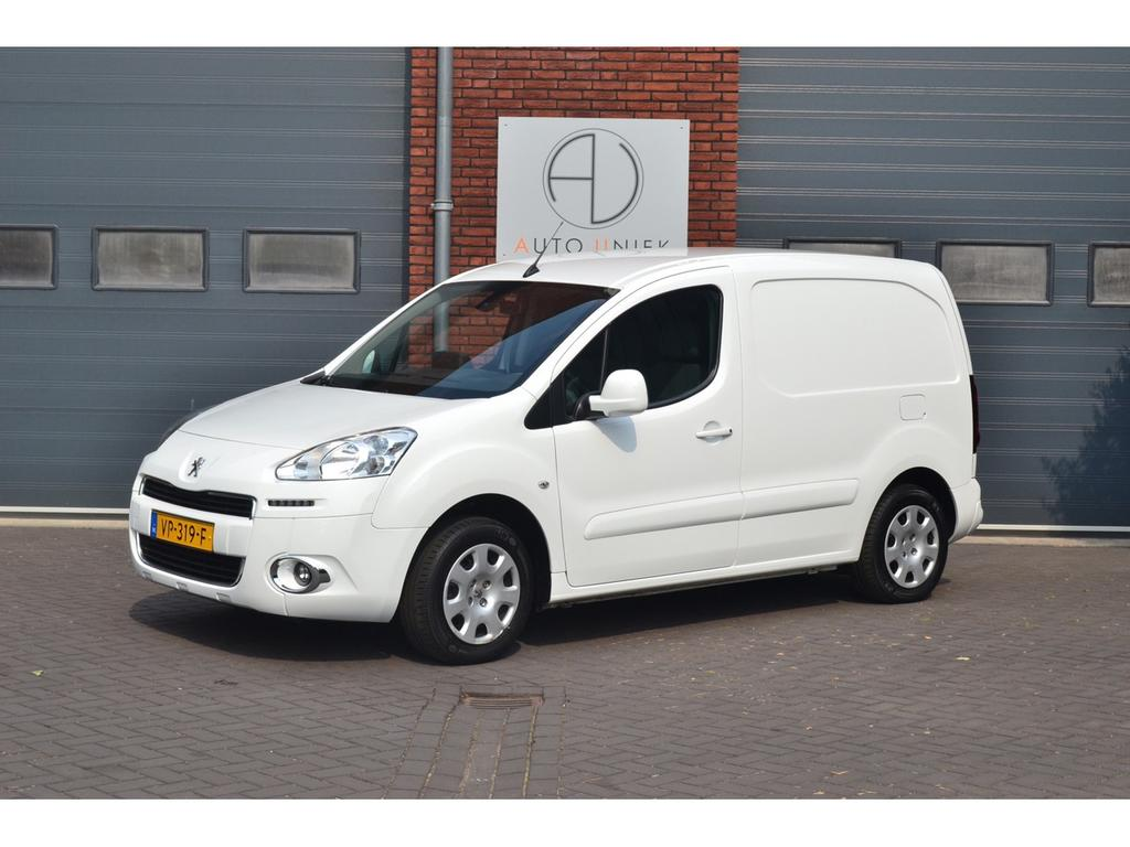 Peugeot Partner 120 1.6 e-hdi l1 navteq 3 zits, full options! airco, navi, cruise