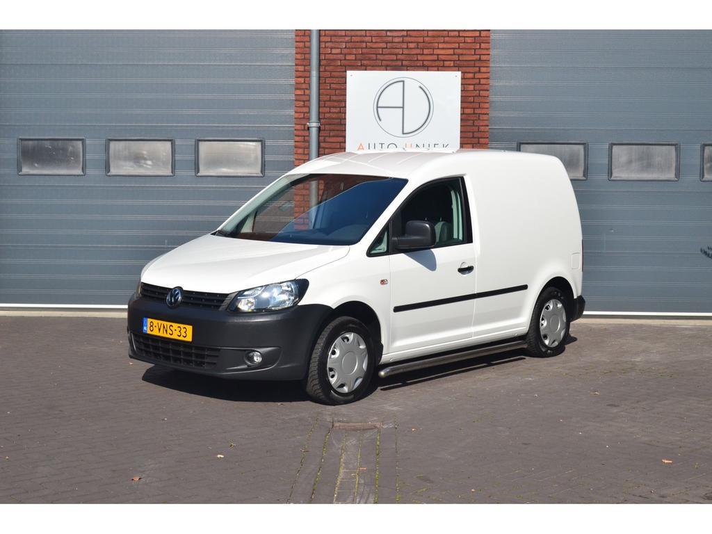 Volkswagen Caddy 1.6 tdi airco, trekhaak, electro pakket, navigatie, inbouw