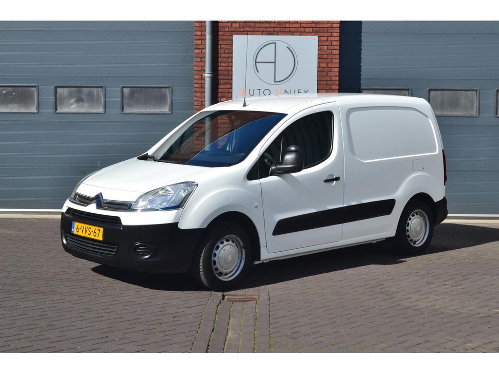 Citroën Berlingo 1.6 hdi 500 comfort economy airco, schuifdeur met ruit, electro pakket, achterdeuren