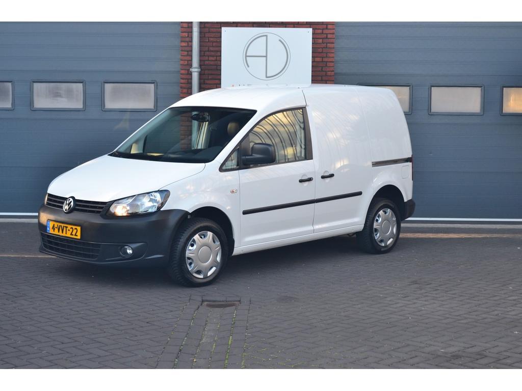 Volkswagen Caddy 2.0 tdi 4motion trekhaak, airco, standkachel, cruise control, 2x schuifdeur