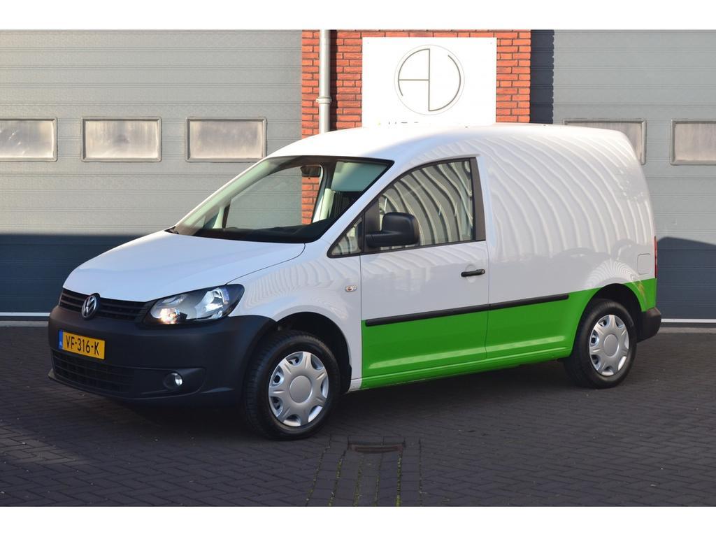 Volkswagen Caddy 1.6 tdi bmt 102 pk, airco, trekhaak, cruise, schuifdeur