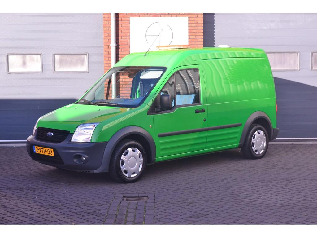 Ford Transit connect T230l 1.8 tdci trend airco, trekhaak, 111pk, cruise control