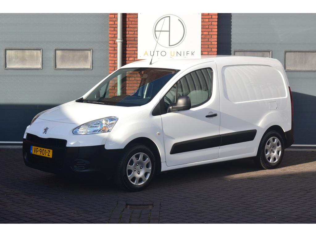 Peugeot Partner 1.6 e-hdi automaat airco, cruise, schuifdeur