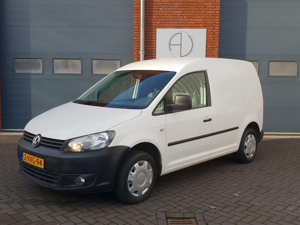 Volkswagen Caddy 1.6 tdi airco, trekhaak, electro pakket, schuifdeur