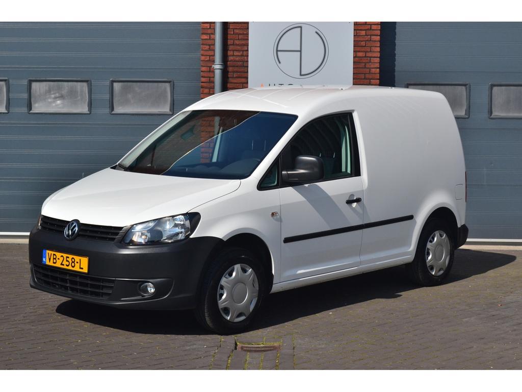 Volkswagen Caddy 1.6 tdi electro pakket, airco, trekhaak