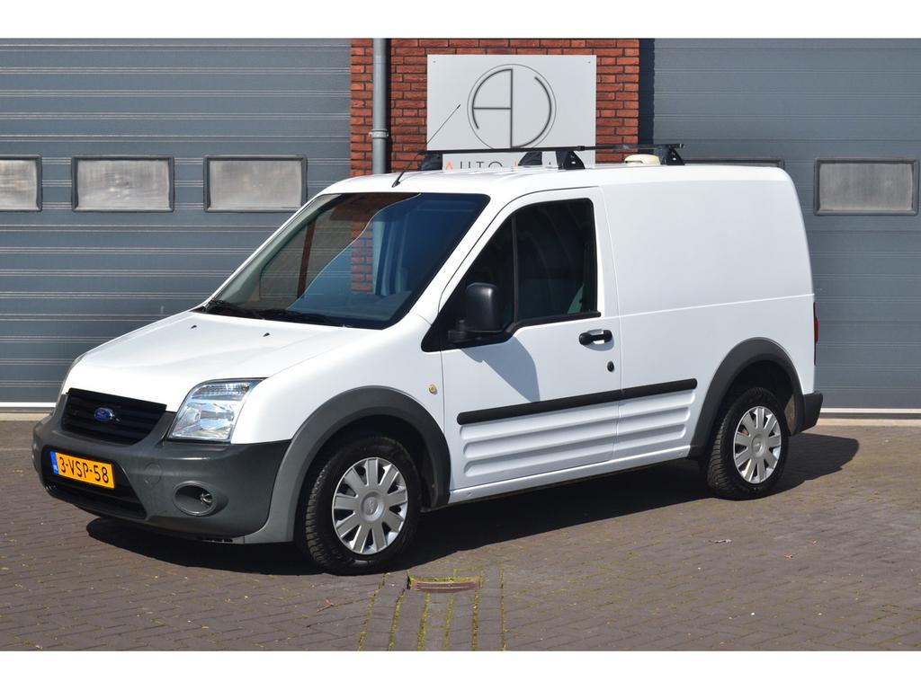 Ford Transit connect T220s 1.8 tdci ambiente airco, trekhaak, schuifdeur