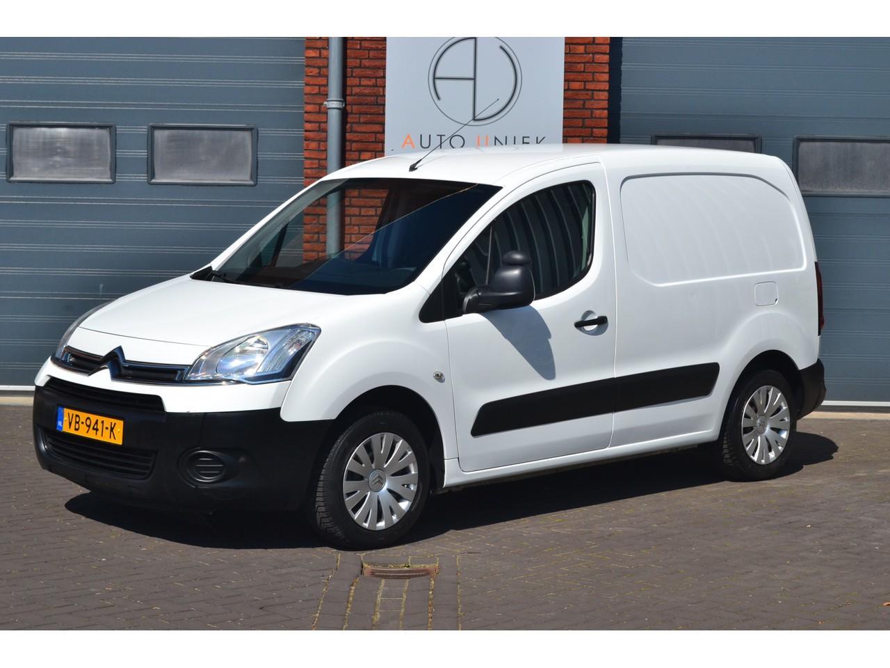 Citroën Berlingo 1.6 hdi 500 club economy, 3 zits, airco, schuifdeur, 41.251km nap