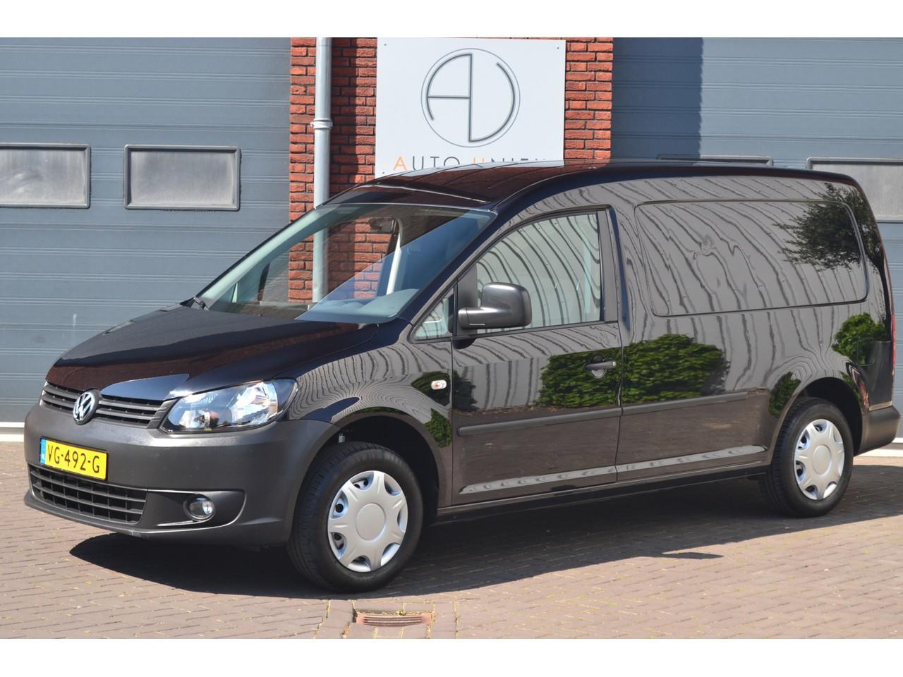 Volkswagen Caddy 1.6 tdi maxi bmt airco, 102pk, trekhaak, 76.512km nap
