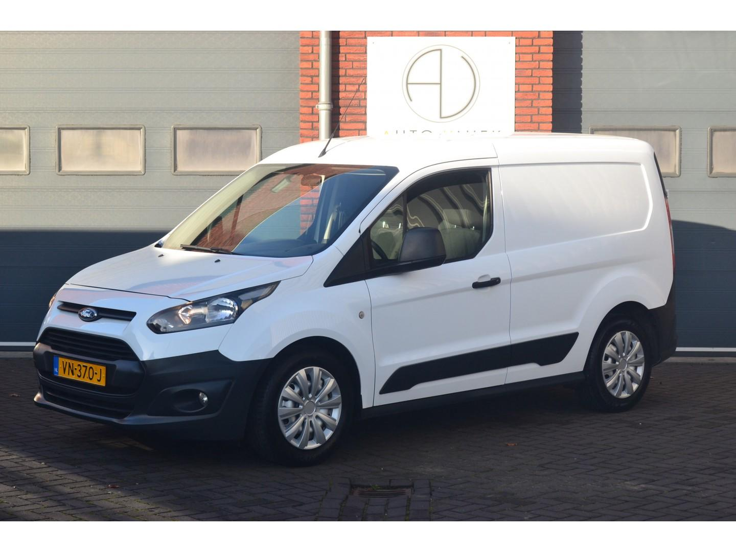 Ford Transit connect 1.6 tdci l1 ambiente airco, trekhaak, cruise control, multimedia + cool and sound pakket