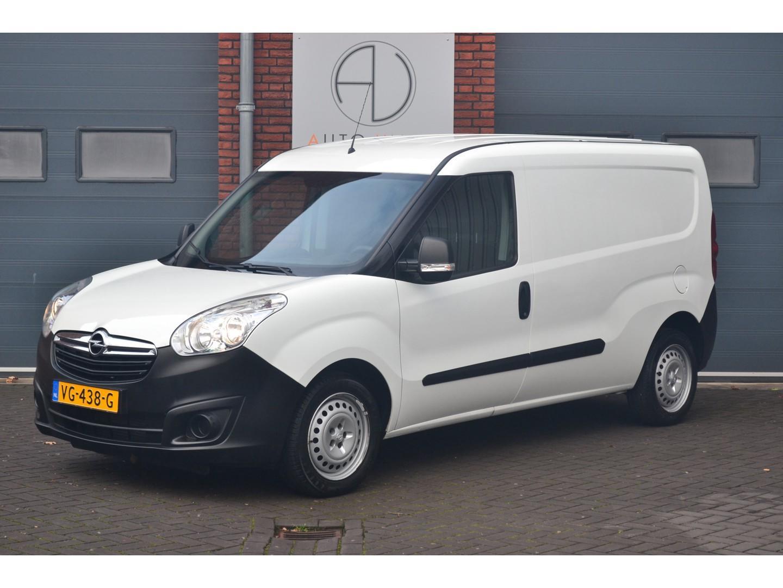 Opel Combo 1.6 cdti l2h1 6bak 105pk, airco, cruise control, parkeer sensoren, dubbele laadvloer