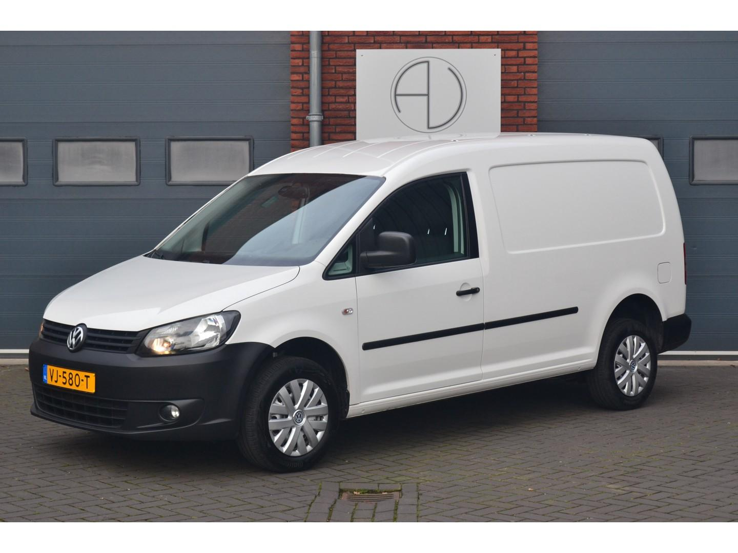 Volkswagen Caddy 1.6 tdi maxi bmt, 102pk, airco, cruise control, trekhaak