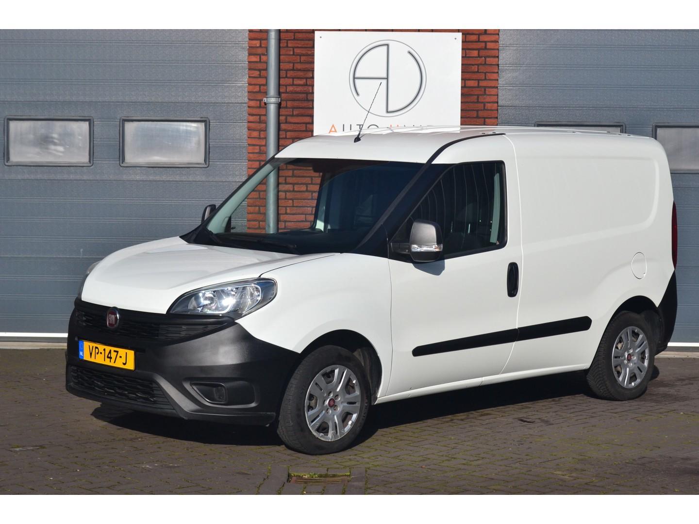 Fiat Doblò Cargo 1.3 mj l1h1 actual airco, business pakket, bedrijfswagen inbouw
