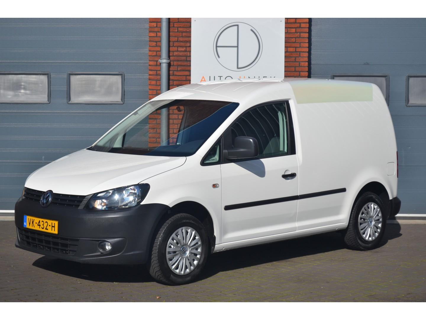 Volkswagen Caddy 1.6 tdi bmt, 102pk, airco, navigatie, cruise control, pdc