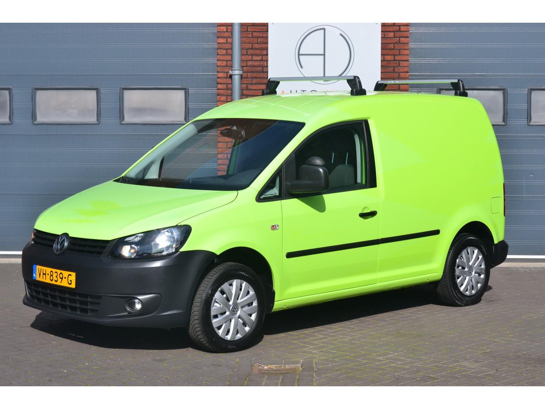 Volkswagen Caddy 1.6 tdi bmt airco, cruise control, trekhaak, schuifdeur