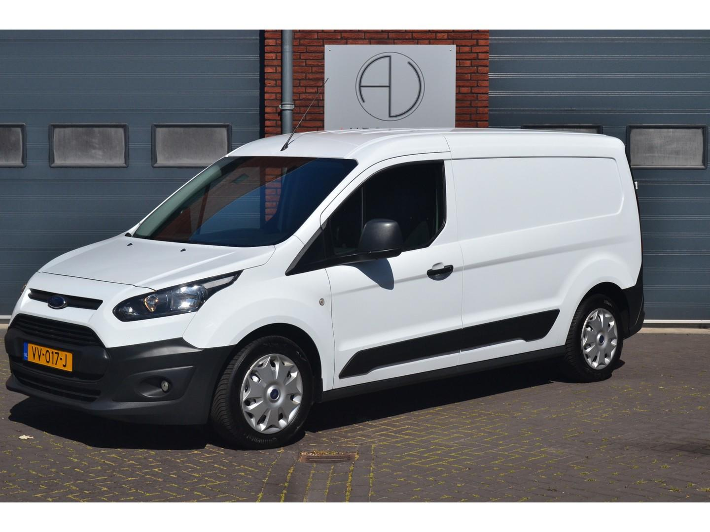 Ford Transit connect 1.6 tdci l2 ambiente, airco, trekhaak, multi-media pack