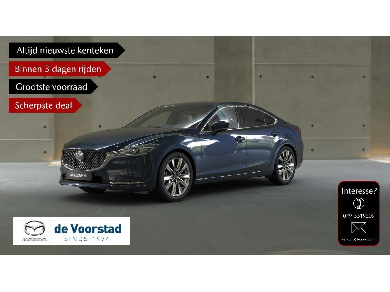 Mazda 6 2.0 skyactiv-g signature