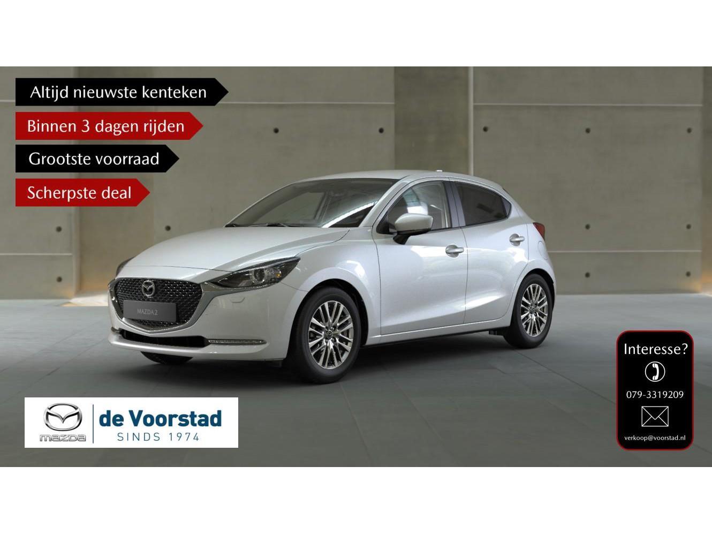 Mazda 2 1.5 skyactiv-g style selected