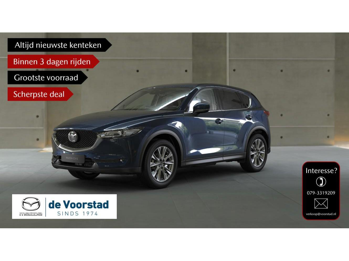 Mazda Cx-5 2.0 skyactiv-g 165 luxury
