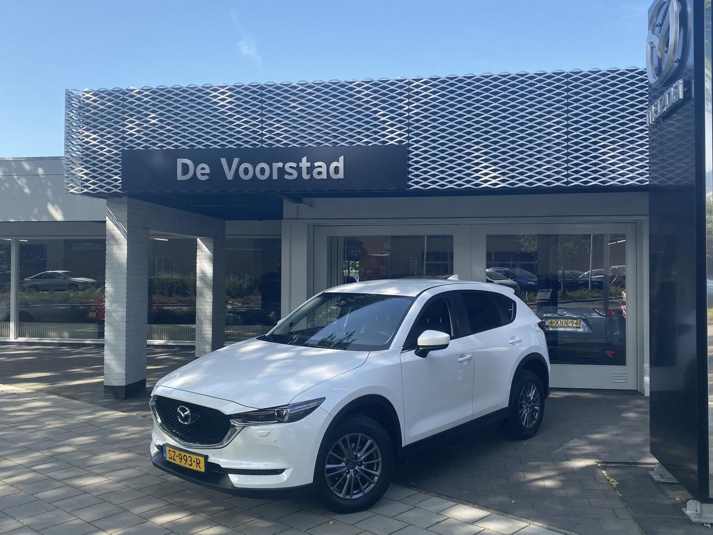 Mazda Cx-5 At ts+ bose leather pack