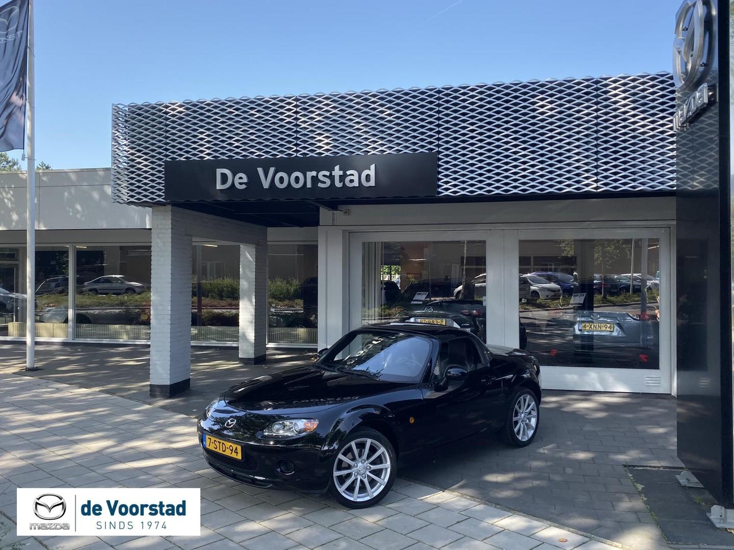 Mazda Mx-5 Roadster coupe 1.8 exclusive