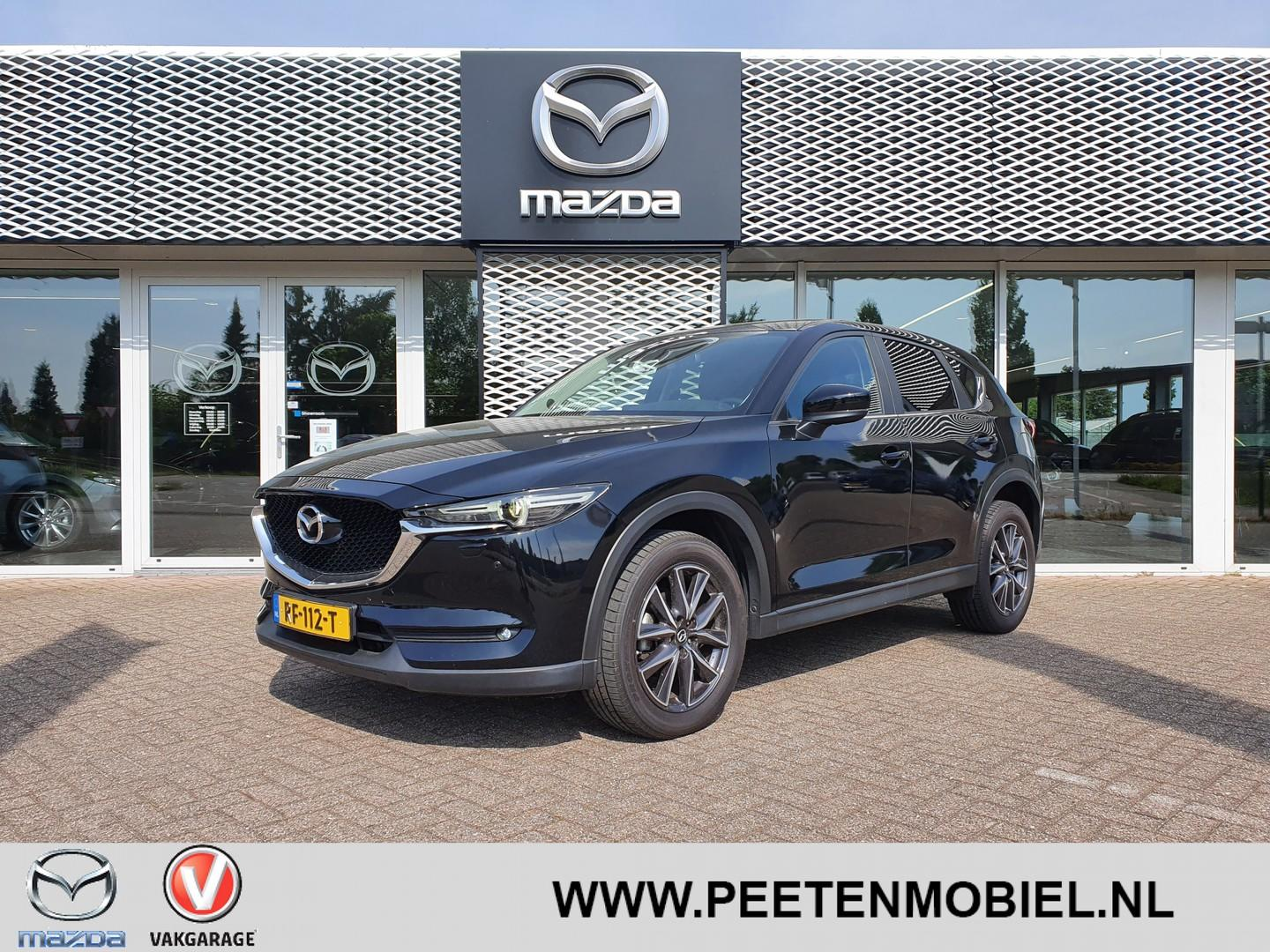 Mazda Cx-5 2.0 skyactiv-g 165 ts+ automaat safety pack