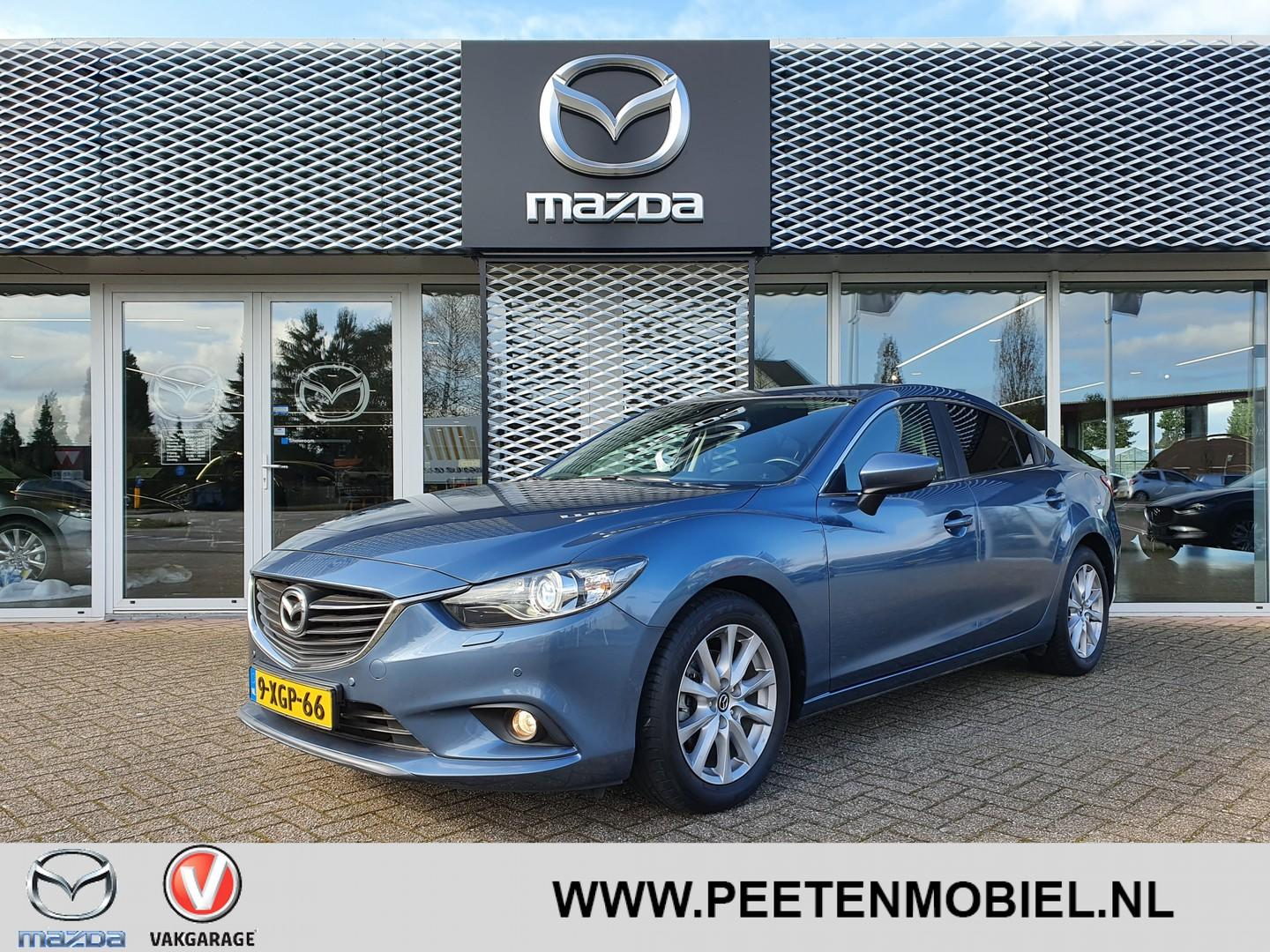 Mazda 6 2.0 hp ts+ safety pack