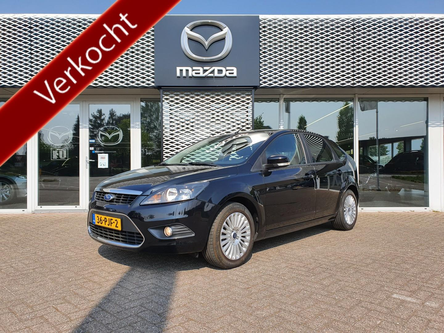 Ford Focus Hb5 1.8 limited *****verkocht*****