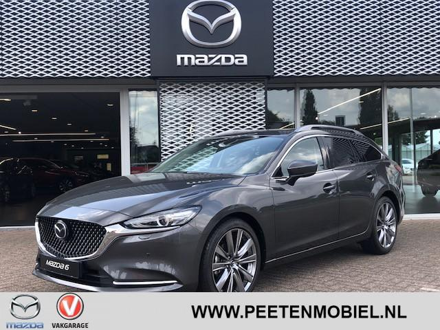 Mazda 6 Sportbreak 2.0 skyactiv-g luxury