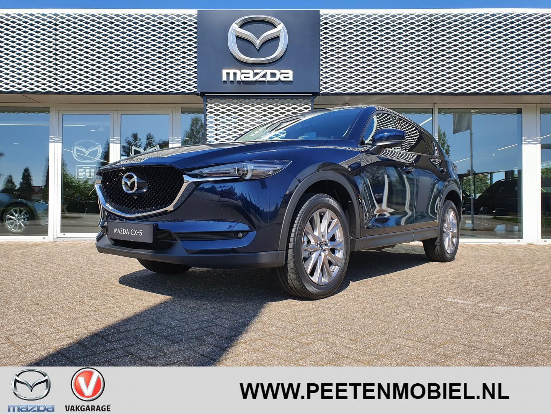 Mazda Cx-5 2.0 skyactiv-g 165 luxury-line automaat
