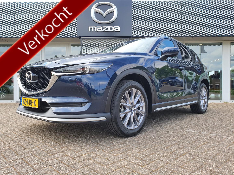 Mazda Cx-5 2.0 skyactiv-g 165 ts+ automaat ***** verkocht! *****
