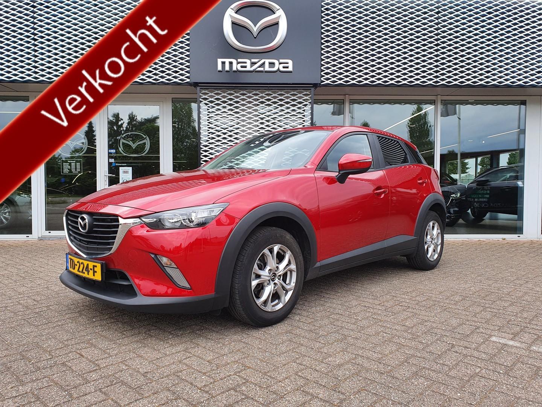 Mazda Cx-3 2.0 skyactiv-g 120 dynamic automaat ***** verkocht! *****