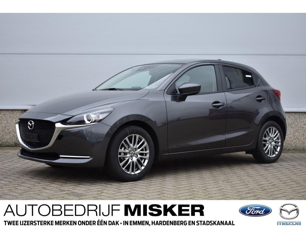 Mazda 2 Luxury, skyactiv-g,1.5 90pk