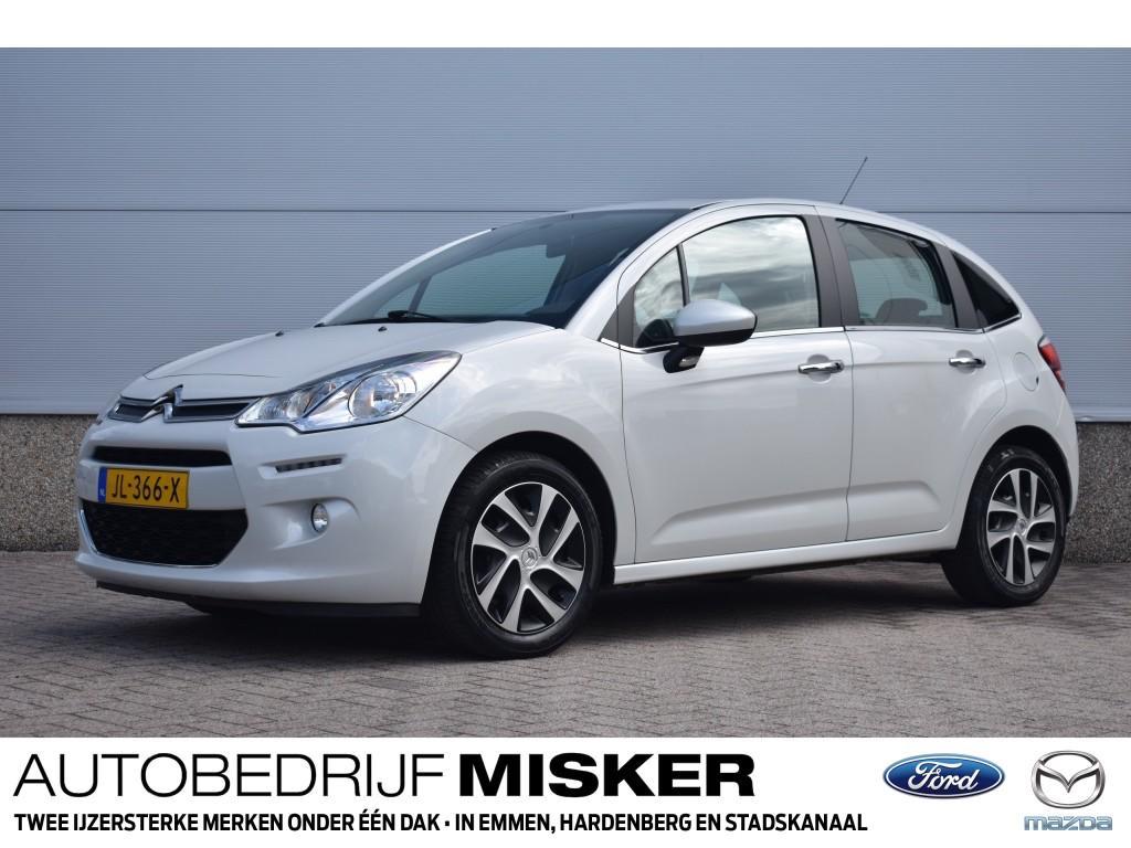 Citroën C3 1.2 puret feel ed. trekhaak! climate! cruise!