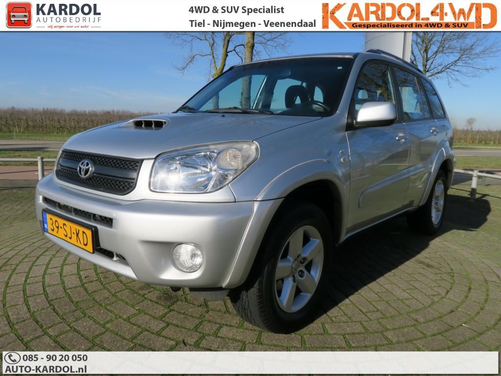 Toyota Rav4 2.0 d4-d sol