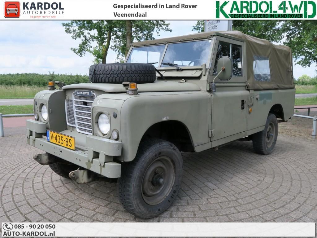 Land rover Defender 109 2.4 d