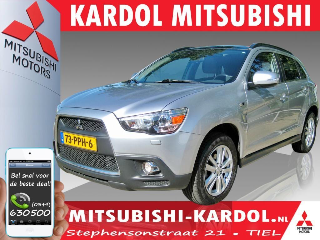 Mitsubishi Asx 1.6 intense