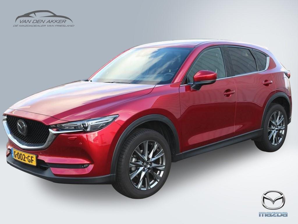Mazda Cx-5 2.0 skyactiv-g 165 signature