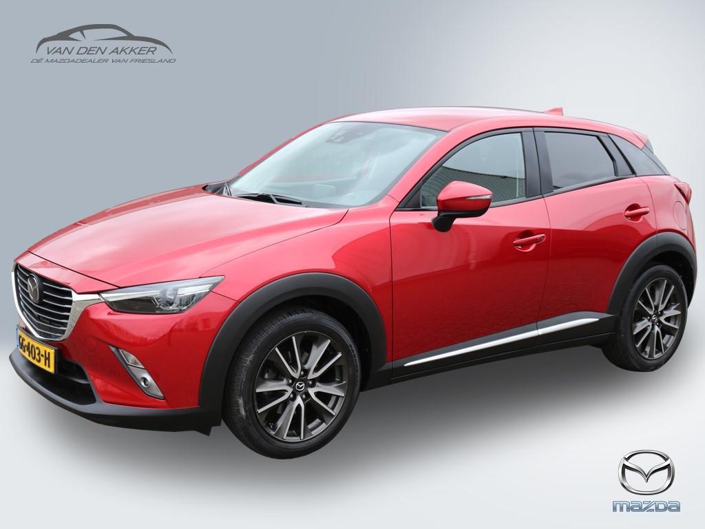 Mazda Cx-3 2.0 skyactiv-g 120 gt-m